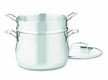 Cuisinart Contour Stainless Pasta Pot