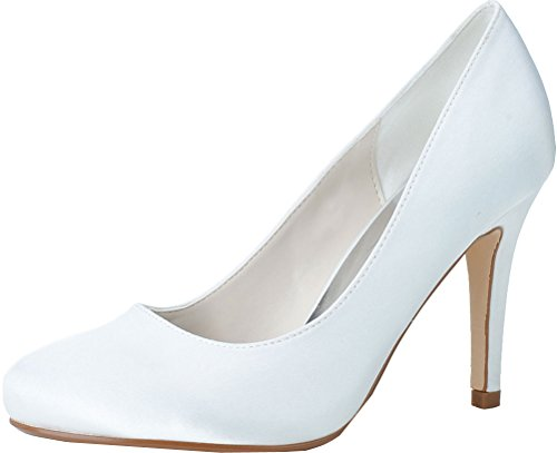 Compensées Blanc 5 36 Cfp Sandales Femme Blanc CwaqRZR5