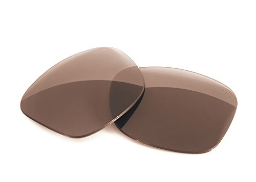 FUSE+ Lenses for Tom Ford Jennifer TF8 Brown - Replacement Ford Tom Lenses