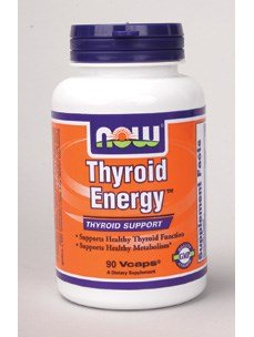 Now Foods: Thyroid Energy, 90 vcaps (2 pack)