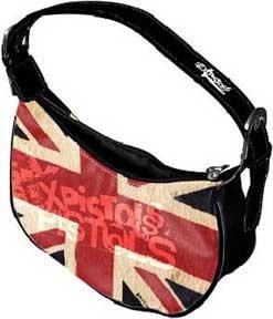 The Sex Pistols British Flag Women's Bag -