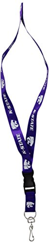 Lanyard Ncaa Wildcats (Pro Specialties Group NCAA Kansas State Wildcats Lanyard)