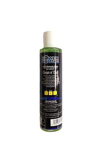 Ebonite Clean N Dull Ball Cleaner, 5 Oz.