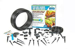 Dig Ml Raised Bed Drip Kit