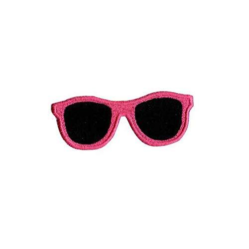 43289d8a9 Patch Bordado - Óculos Rosa Dv80615-79 Fecho De Contato ...