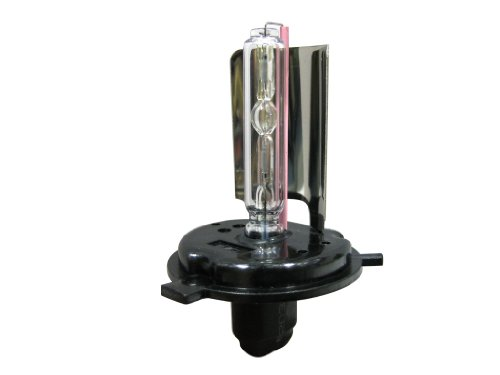 XenTec H4 (9003) 6000K HID Xenon Bulb (1 Pair, Ultra White color)
