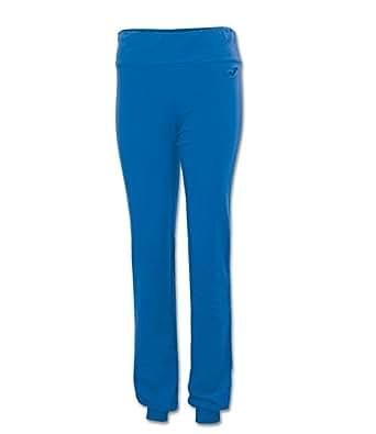 Joma Women's Combi Cotton Training Long Trousers 14 US Royal