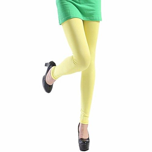 Recadree Verano Sexy algod Pantalones pitillo Mujer xPaqBRw