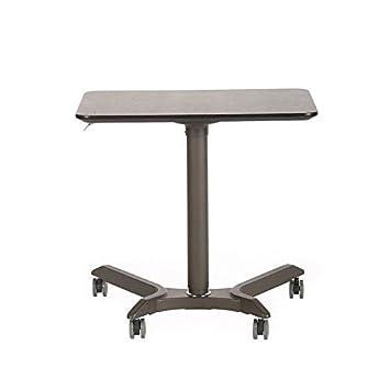 Mesa Elevadora para Computadora Portátil con Rodillo, Bandeja De ...