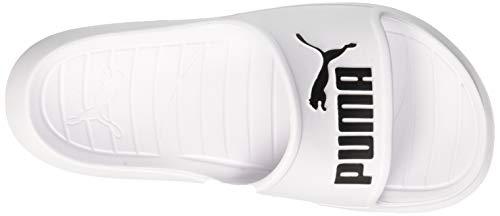 puma Puma De Blanco Zapatos Divecat puma Black Piscina Unisex V2 White Y Adulto 02 Playa 7qrf7x