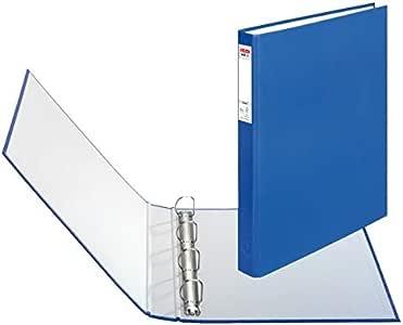Herlitz 5304043 Anillo libro maX. file protect, A4, con