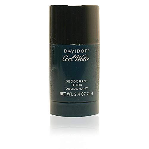 (Davidoff Cool Water for Men 70g Alcohol Free Deodorant Stick)