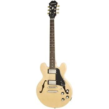 Epiphone ES-339 Semi Hollow body Electric Guitar, Natural Finish