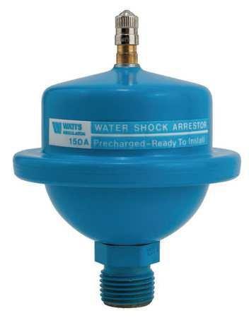Water Hammer Arrestor, 1/2 In NPT, 150 psi - Water Hammer Arrestors