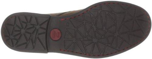 Camper 18552-019 Camper 18552-019 - Zapatos Derby de lona para hombre Marrón