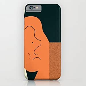 Society6 - Angry Talking Makes The Ear Cranky iPhone 6 Case by Jared Rippy