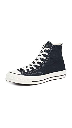Converse Men's Chuck Taylor All Star '70s High Top Sneakers, Black, 12 M -