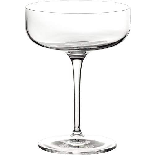Luigi Bormioli Sublime Drinkware, 10.25 oz, Set of 4, Clear