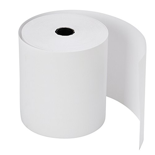 2-1/4'' x 50' Thermal Paper Rolls POS Cash Register Paper (500 Rolls) by BESTEASY