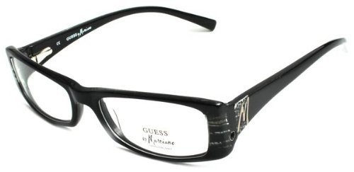 Guess by Marciano Women's Designer Glasses GM 102 BLK