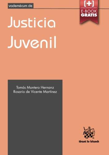 Descargar Libro Vademécum De Justicia Juvenil De Rosario Rosario De Vicente Martínez
