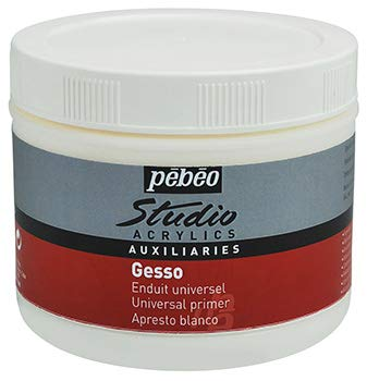 Pebeo Gesso 500ml Primer Pot 523250
