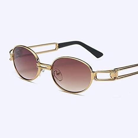 GCCI Gafas de sol de moda de verano Gafas redondas ...
