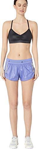 - adidas by Stella McCartney Women's Run Adizero Shorts DT9248 Joy Purple Medium