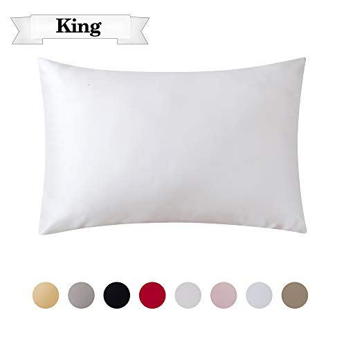 Amazon Com Saraflora 100 Pure Mulberry Silk Pillowcase