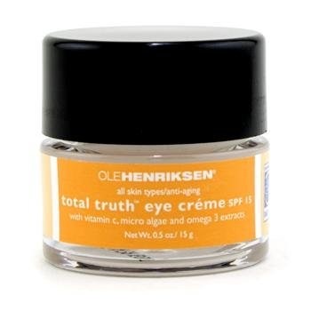 Ole Henriksen Total Truth™ Eye Crème SPF 15 0.5 oz