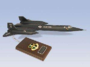 Daron Worldwide Trading SE0017W SR-71A Blackbird 1/63 AIRCRAFT