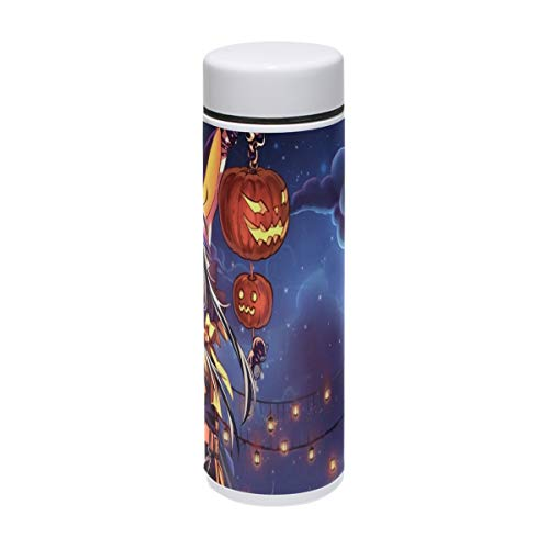 Coffee Thermos Personalized Halloween Anime Wallpaper Vacuum Insulated Small Womens Thermos Flask Stainless Steel Water Bottles Leak Proof Travel Coffee Mugs 7oz / 220ml