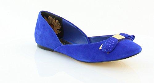 Ted Baker Women's Etaj Ballerina Flat,Blue,10 M US