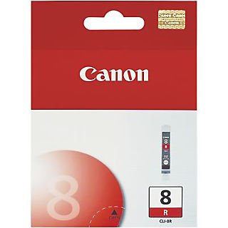 Canon Cli 8 Red Ink (Ink Cartridge, Cli-8 Red, Canon)