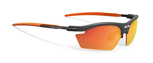 Rudy Project Rydon Graphite Frame With Polar 3FX HDR Multilaser Orange - Rydon Sunglasses Project Rudy