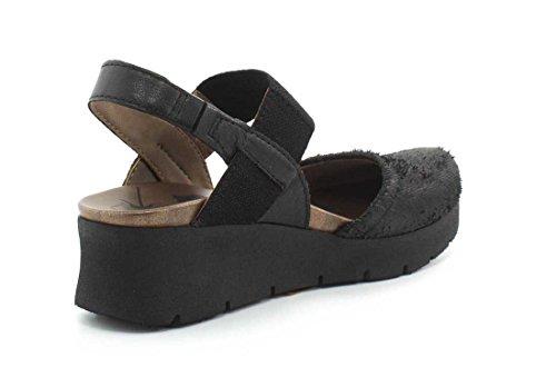 Sandalo Da Donna Di Marca Otbt Nero