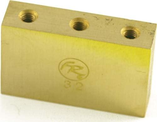 Floyd Rose Original Fat Brass L Shape Tremolo Block 37mm FROFTBL37
