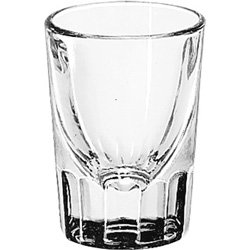 Glass Whiskey 1.25 Ounce Flute -- 48 per case. by Libbey