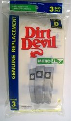 Dirt Devil Bag - 9