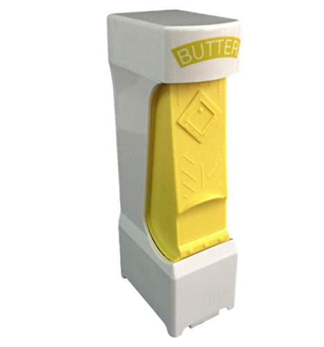 (One Click Stick Butter Cutter/Butter Cheese Cutter/Stainless Blade Slice/Dispenser/Slicer/Cutter/Butter Dispenser/Butter Gadgets)