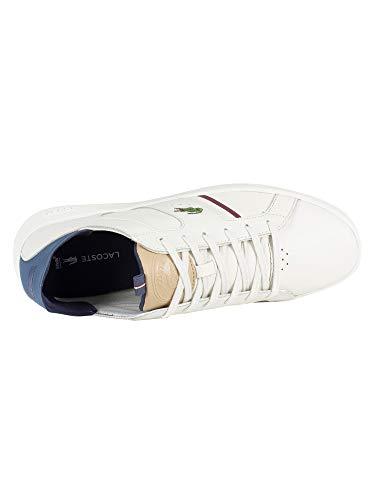 Novas 418 Lacoste Lacoste Sneakers Sneakers White Novas UxqFInwa