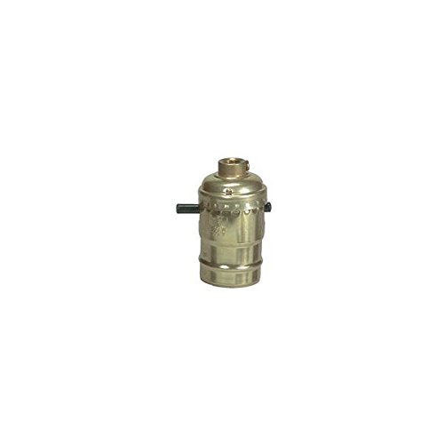5/PACK COOPER WIRING BP940ABD PUSHTHRU METAL LAMPHOLDER - Metal Lampholder