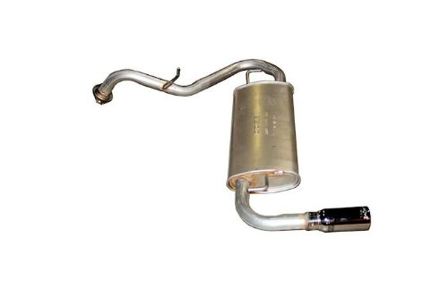 Bosal 228-101 Exhaust Silencer (System Vibe Exhaust Pontiac)