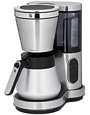 WMF Lumero Koffiezetapparaat, met thermoskan, filterkoffie, 8 kopjes, afneembare watertank, touch-display, druppelstop, zwenkfilter, automatische uitschakeling, 800 W