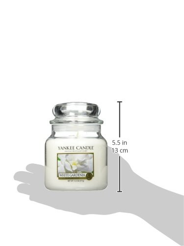Small Yankee Candle Company 1230629 Yankee Candle White Gardenia 7-Ounce Tumbler Candle