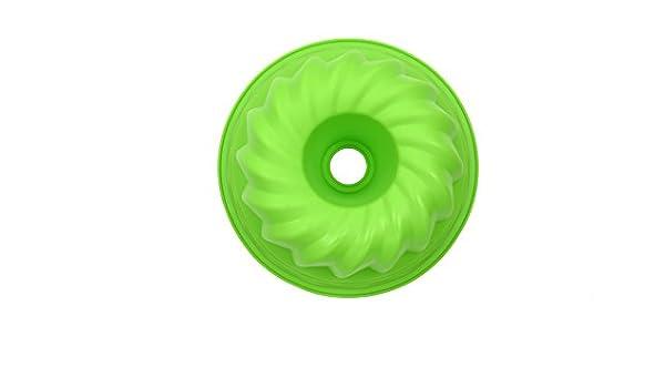 Molde de cocina de silicona prémium para pastel en forma de ...