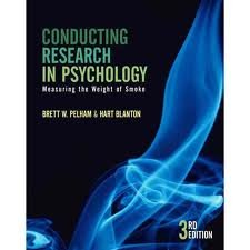 Download Conducting Research in Psychology 3th (third) edition pdf epub