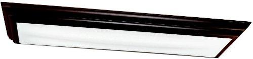 Kichler 10847OZ Chella Linear Ceiling 54in Fluorescent, Olde -