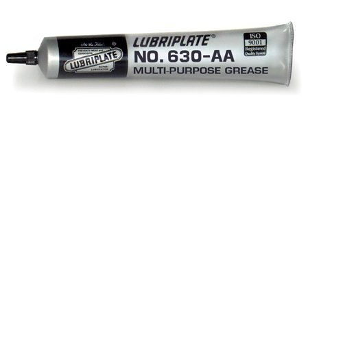 Lubriplate, No. 630-aa, L0067-086, Lithium-based Grease, CTN 36 1¾ Oz Tubes by Lubriplate