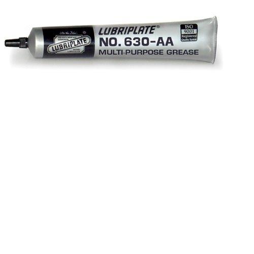 Lubriplate, No. 630-aa, L0067-086, Lithium-based Grease, CTN 36 1¾ Oz Tubes by Lubriplate
